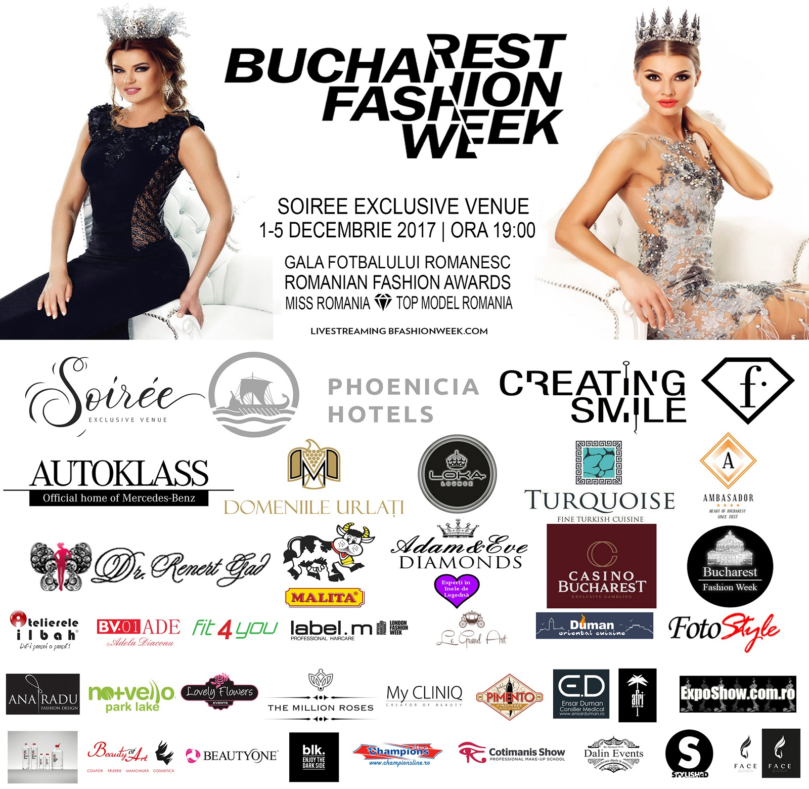 bucharest fashion week 1